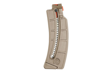 MP15-22LR 25 ROUND FACTORY MAGAZINE FDE