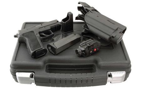 SIG SAUER P229 9MM TACPAC W/ HOLSTER
