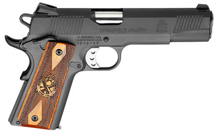 SPRINGFIELD 1911-A1 LOADED .45 FULL-SIZE PARKERIZED