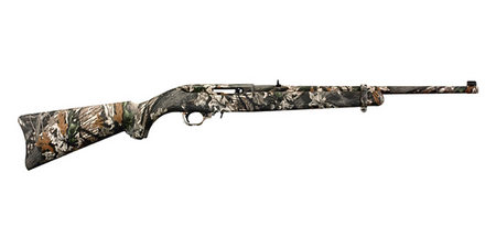 RUGER 10/22 22LR MOSSY OAK BREAK-UP CAMO