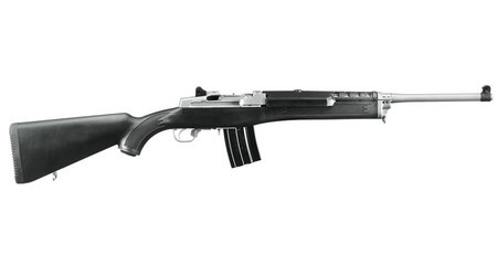 RUGER MINI THIRTY 7.62X39MM STAINLESS RIFLE