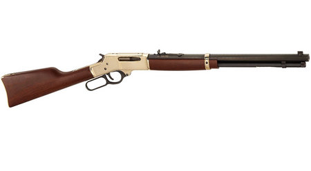 HENRY REPEATING ARMS .30/30 LEVER ACTION BRASS OCTAGON BARREL