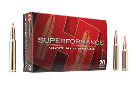 Hornady 30-06 Springfield 165 gr SST Superformance 20/Box