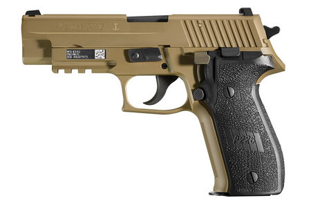 SIG SAUER P226 MK25 9MM DESERT WITH NIGHT SIGHTS