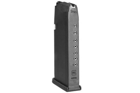 MODEL 17 9MM 10 ROUND FACTORY MAGAZINE