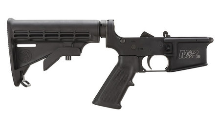 SMITH AND WESSON MP-15 COMPLETE LOWER RECEIVER
