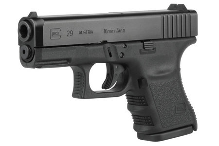 GLOCK 29SF 10MM 10RD SHORT FRAME GEN3