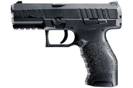 WALTHER PPX M1 9MM BLACK PISTOL