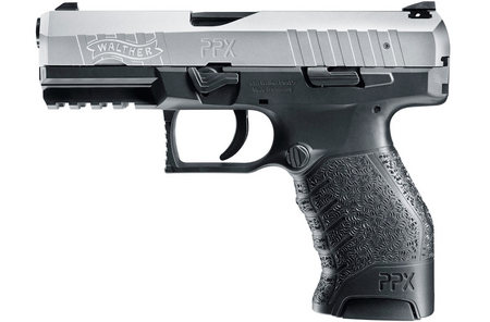 WALTHER PPX M1 9MM STAINLESS PISTOL
