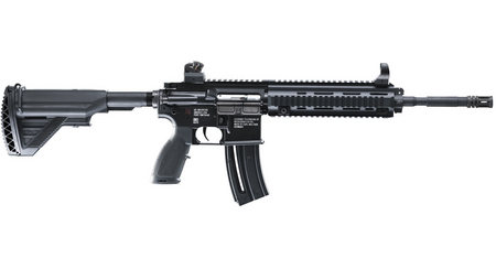 WALTHER HK 416 D145RS 22LR RIFLE