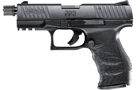 WALTHER PPQ M2 TACTICAL 22LR W/ THREADED BARREL