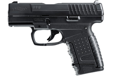 WALTHER PPS 40SW BLACK