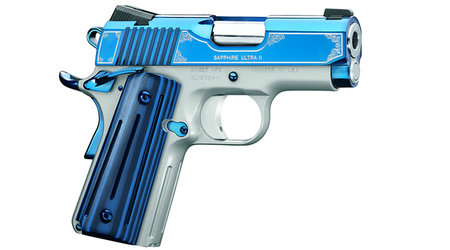 KIMBER SAPPHIRE ULTRA II 9MM W/ NIGHT SIGHTS