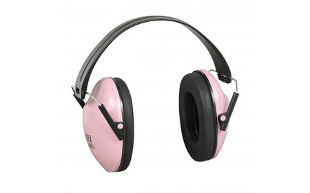 LOW PROFILE PINK SHOOTING MUFFS 26 NRR