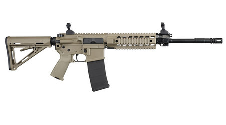 SIG SAUER MODEL 516 5.56 FDE PISTON PATROL CARBINE