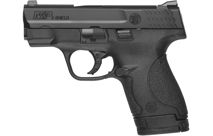 Smith & Wesson M&P9 Shield 9mm Centerfire Pistol With No