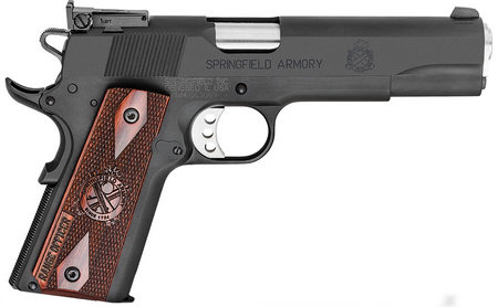 SPRINGFIELD 1911-A1 RANGE OFFICER 9MM PARKERIZED