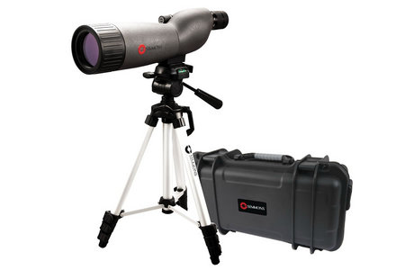 20-60 X 60MM SPOTTING SCOPE W/ HARD CASE