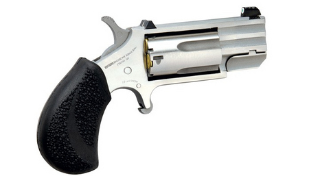 North American Arms Pug 22WMR Mini-Revolver with Tritium Front Sight