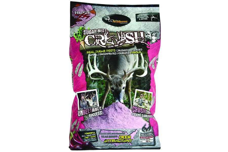 WILDGAME INNV SUGAR BEET CRUSH DEER ATTRACTANT