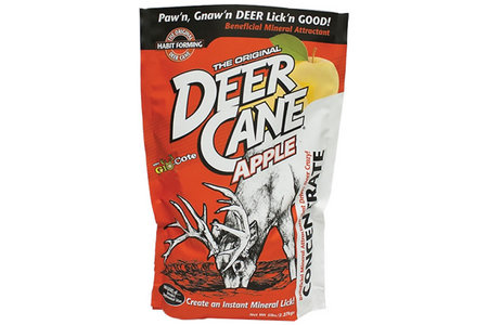 DEER CANE APPLE MIX ATTRACTANT