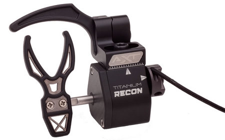 TITANIUM RECON ARROW REST