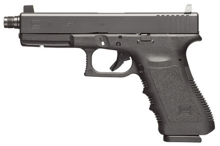 GLOCK 17 9MM 17 RD WITH THREADED BARREL (GEN3)