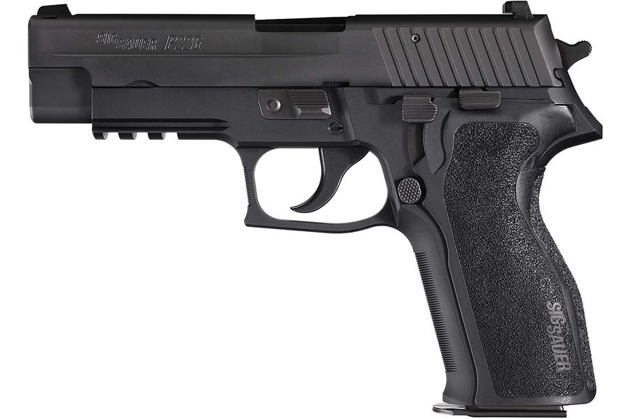 P226 40SW WITH NIGHT SIGHTS (LE)