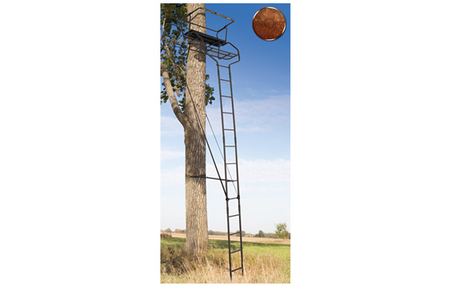 GUARDIAN XL 2 MAN LADDERSTAND