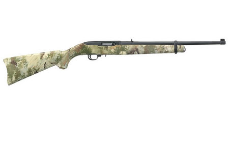 RUGER 10/22 22LR WOLF CAMO RIFLE