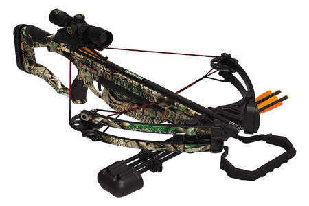 RAPTOR FX CROSSBOW PACKAGE