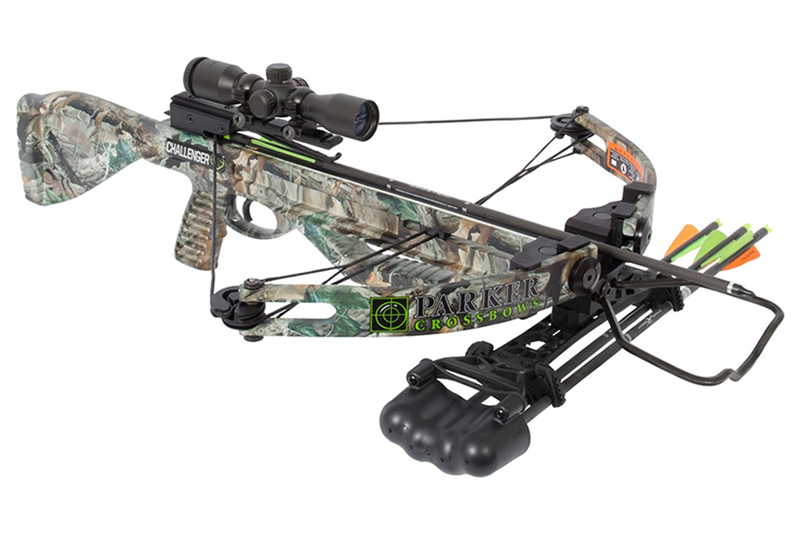 Parker Challenger Mr Crossbow Package Camo Vance Outdoors