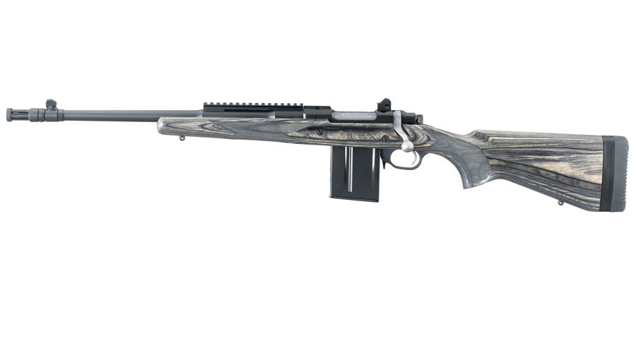 RUGER M77 GUNSITE SCOUT 308WIN LEFT HAND RIFLE @ Vance Outdoors