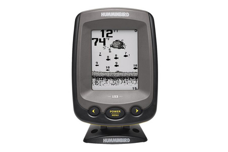 PIRANHAMAX 153 DEPTH/FISH FINDER