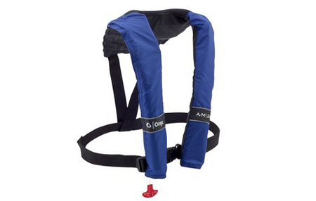 ONYX AUTO/MANUAL 24 INFLATABLE LIFE VEST