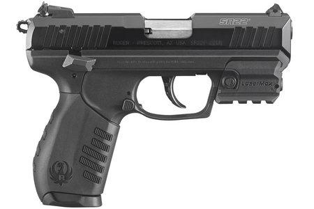 Ruger SR22 22LR Rimfire Pistol with LaserMax Laser
