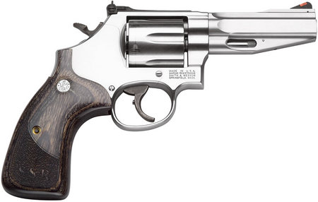 SMITH AND WESSON 686 SSR 357 MAGNUM STAINLESS REVOLVER