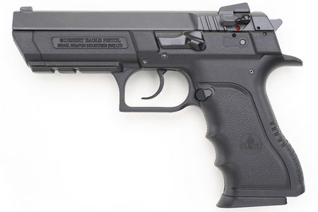 MAGNUM RESEARCH BABY DESERT EAGLE II 9MM PISTOL W/ RAIL