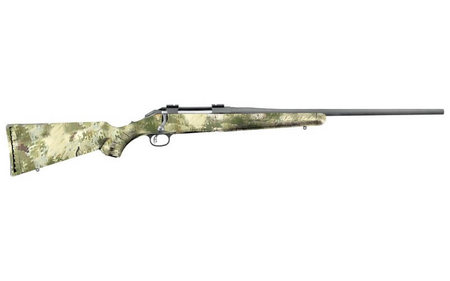 RUGER AMERICAN RIFLE 308 WIN WOLF CAMO STOCK