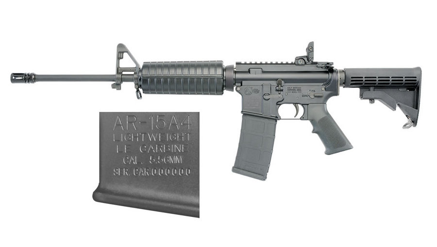 Colt Ar 15a4 Lightweight Le Carbine 5 56 Vance Outdoors