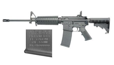 COLT AR-15 A4 Tactical Carbine 5.56x45 NATO with Lightweight Barrel