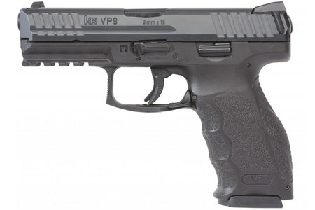 H  K VP9 9MM STRIKER-FIRED PISTOL