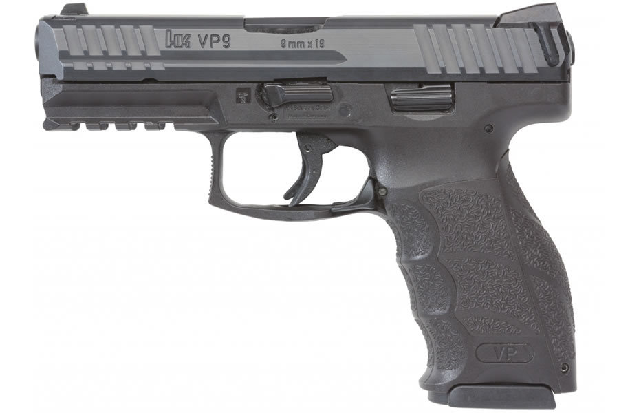 VP9 9MM STRIKER-FIRED PISTOL