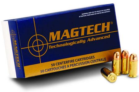 MAGTECH 40SW 180 GR FMJ FLAT 50/BOX