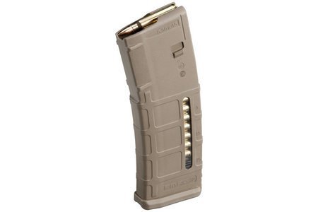 MAGPUL PMAG GEN M2 5.56mm 30-Round FDE Magazine with Window