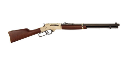 .30/30 LEVER ACTION BRASS HEIRLOOM RIFLE