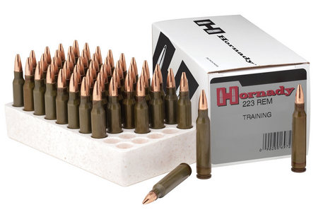HORNADY 223 Rem 75 gr BTHP Training 50/Box