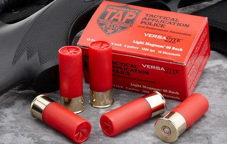 12 GA 2-3/4 00 BUCK TAP LIGHT MAGNUM (LE)