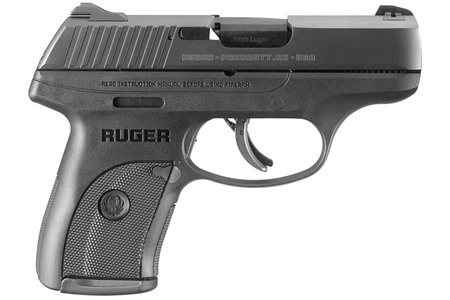 RUGER LC9S 9MM CENTERFIRE PISTOL
