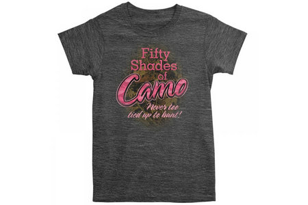 WOMENS FIFTY SHADES S/S GRAPHIC TEE